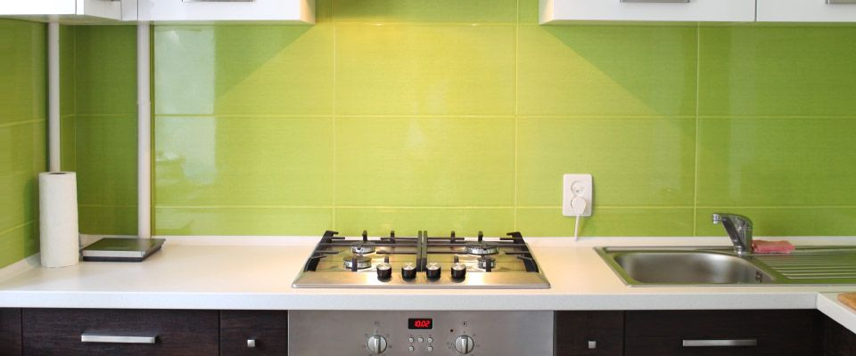 kitchen stove top